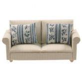 Double Settee and Cushions
