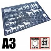 Scale Cutting Mat A3 Size