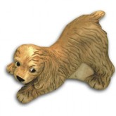 Garden Moulds-Dog Crouching
