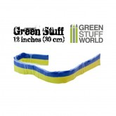 Green Stuff Tape With Gap-30cm
