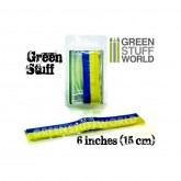 Green Stuff Tape With Gap-15cm
