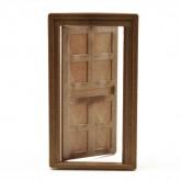 Wood Grain Door