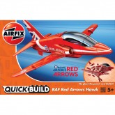 Airfix - Red Arrows Hawk (Qb)