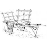 Cotswold Harvest Cart