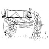Wiltshire Dung Cart Plan