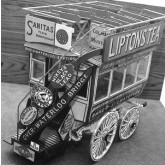 Horse Bus- Plan 1/8th