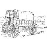 Boer Trek Waggon