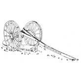 Straked Wheel Timber Bob Plan - 1/8th