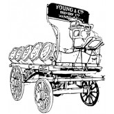 Young & Co Brewers Dray Plan