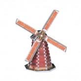 Mini 3D Puzzle - Windmill