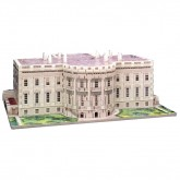 The White House - 3D Puzzle