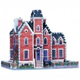 3D Puzzle - The Old Mansion