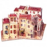La Riviera - 3D Puzzle