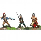 Casting Mould - Barbarian Raiders