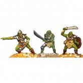 Casting Mould - Battle Orcs