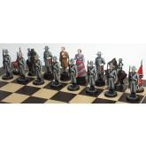 Chess Set Confederate