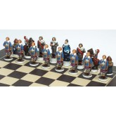 Kings Musketeers Chess Set