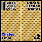 Circular Holes - 1mm