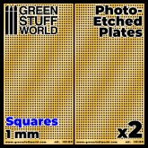 Square Holes - 1mm