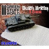 Dutch Brick Pattern Size1