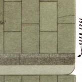 Grey Paving Paper