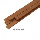 Wood Strips 2 x 7 x 500mm