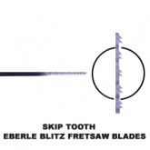 Fret Blades Size 0