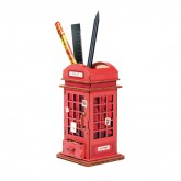 Phone Box Pen Holder