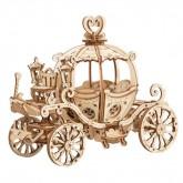 Pumpkin Carriage 3D Puzzle
