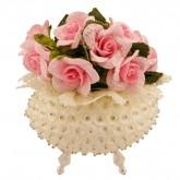 Rose Bowl Cluster - Pink