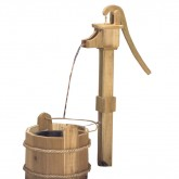 Old Pump & Wash Tub Design
