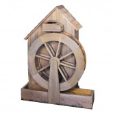 Old Grain Mill Design