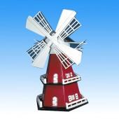 Musical Windmill Plan