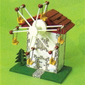 Musical Big Wheel Money Box Kit