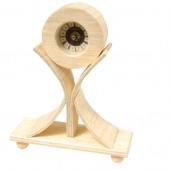 Modern Matchstick Clock