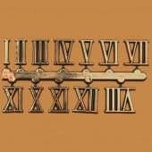 Roman Numerals - 16mm