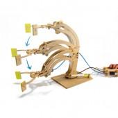 Wooden Robotic Arm Kit