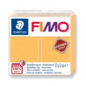 Fimo Leather - Saffron Yellow