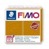 Fimo Leather - Ochre