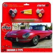 Airfix Kit - E-Type Jaguar