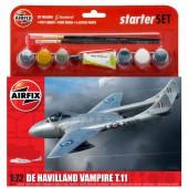 Airfix Kit - De Havilland Vampire