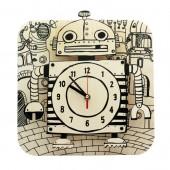 Robot Clock Kit