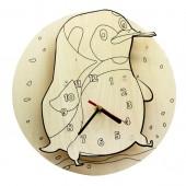 Penguin Clock Kit