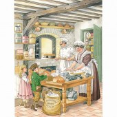 The Bakery - Decoupage