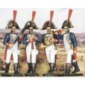 France: Tete De Colonne III Band.