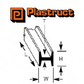 Plastruct - H Column
