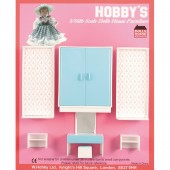 Hobby Bedroom Furniture - 16th Scale