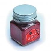 Glitter Red 40g