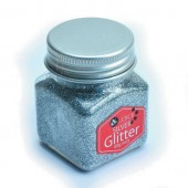 Glitter Silver 40g