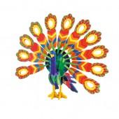 Peacock Wood Kit